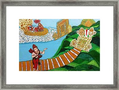 Annamacharya  Framed Print