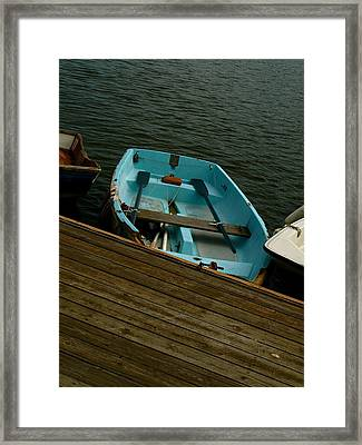 Annapolis Harbor Framed Print