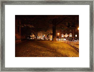 Annapolis Md - 121266 Framed Print by DC Photographer