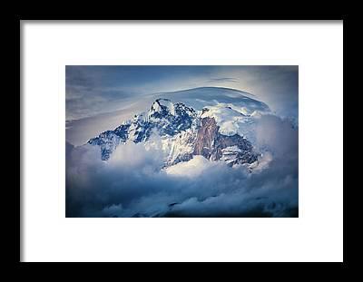 Himalaya Framed Prints