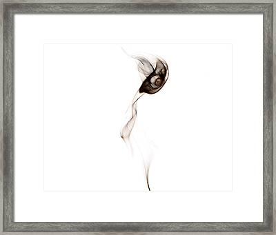 Annleigh Framed Print by David Mcchesney