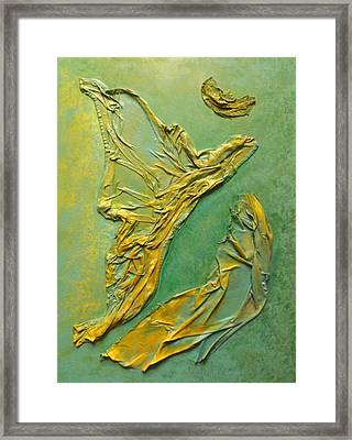 Annunciation Framed Print by Vadim Moroz