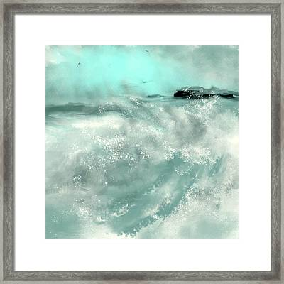 Another Beautiful Day Framed Print