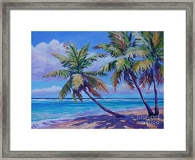 Another Beautiful Day Framed Print by John Clark