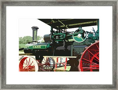 Another Beauty Framed Print by Kathleen Struckle