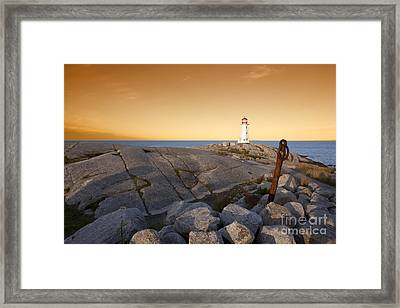Another Day In The Books Framed Print