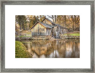 Another Look At The Mabry Framed Print by Gregory Ballos