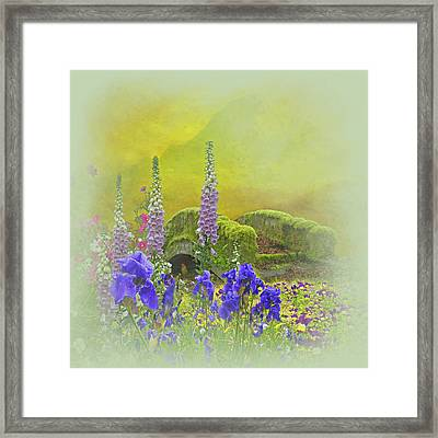 Another Mythical Landscape Framed Print