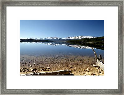 Another Perfect Day Framed Print by Jeremy Rhoades