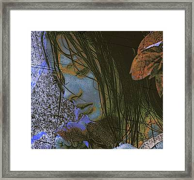 Another Rainy Day Framed Print by Gun Legler