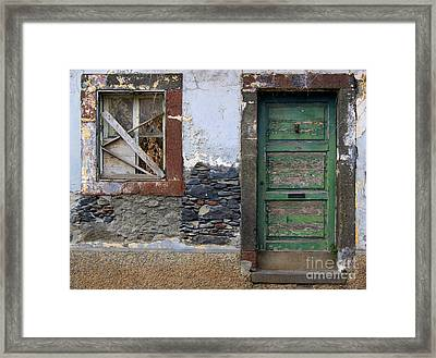 Another Time Framed Print
