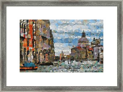 Another Venice 1 Framed Print