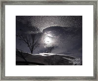 Another World Framed Print by Lyric Lucas