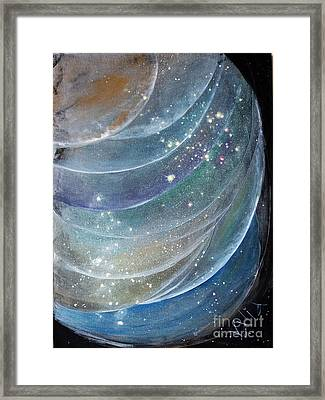 Another World6 Framed Print by Valia US