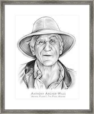 Anthony Archer-wills Framed Print