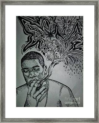 Anthony Framed Print