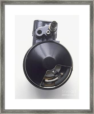Anti-lock Braking System Framed Print by Dave Rudkin / Dorling Kindersley