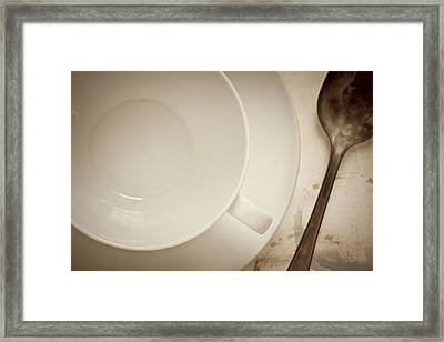Anticipation Framed Print by Amy Weiss
