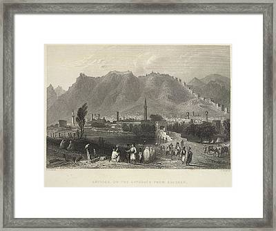 Antioch Framed Print by British Library
