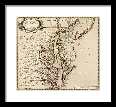 Maryland Framed Prints