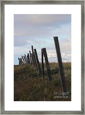 Antique Protection Framed Print by Brenda Henley