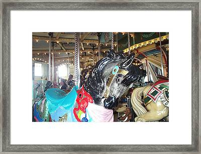 Framed Print featuring the photograph Antique Waiting by Barbara McDevitt