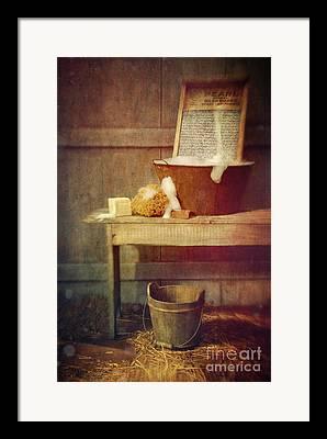 Pioneer Kitchen Framed Prints