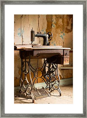 Antiquity Framed Print by Birches Photography
