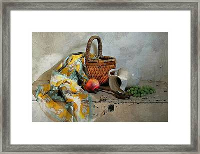 Any Day Framed Print by Diana Angstadt