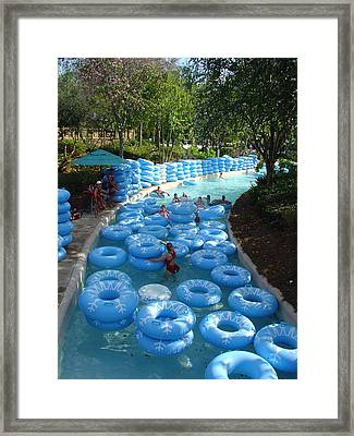 Framed Print featuring the photograph Any Spare Tubes by David Nicholls