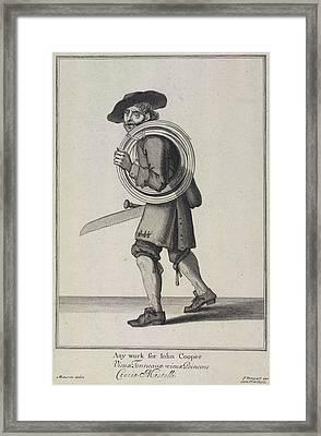 Any Work For John Cooper Framed Print