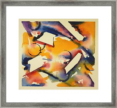 Anyday Now Framed Print