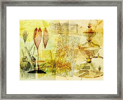 Anyone For Tea? Framed Print by Sarah Vernon