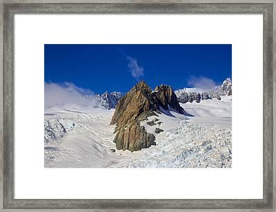 Aoraki Mount Cook Framed Print