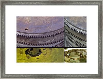 Ap Mix 1 Framed Print