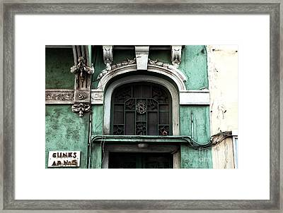 Ap No 5 Framed Print