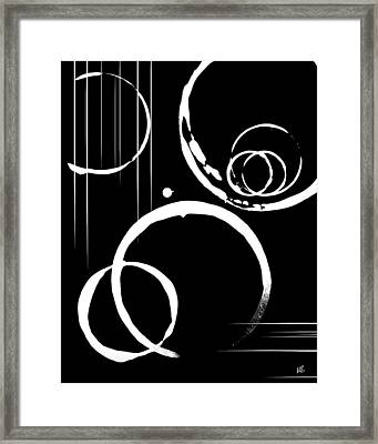 Apathy Framed Print by Melissa Smith
