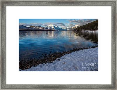 Framed Print featuring the photograph Apgar Afternoon 1 by Katie LaSalle-Lowery