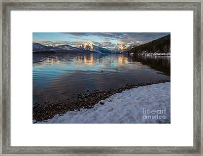 Framed Print featuring the photograph Apgar Afternoon 2 by Katie LaSalle-Lowery