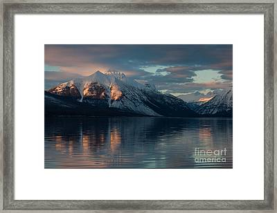 Framed Print featuring the photograph Apgar Afternoon 4 by Katie LaSalle-Lowery