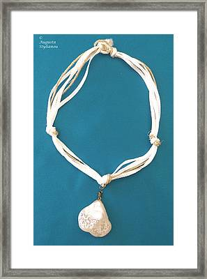 Aphrodite Urania Necklace Framed Print