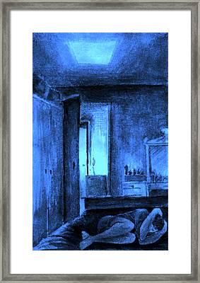 Apocalypsis 2001 Or Abandoned Soul Framed Print