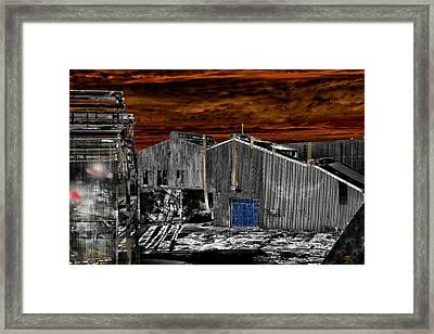 Apocolypse Framed Print