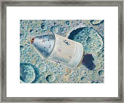 Apollo 8 Framed Print