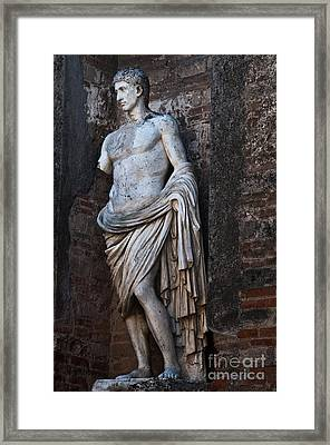 Apollo Framed Print by Marion Galt