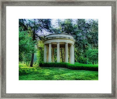 Apollo Spring Framed Print by Sandy Keeton