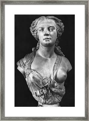 Apollonie Sabatier Framed Print by Jean Baptiste Auguste Clesinger