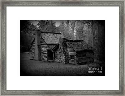 Appalachian History Framed Print