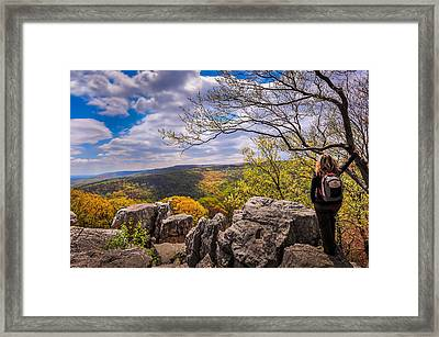 Appalachian Majesty Framed Print