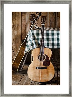 Appalachian Music Framed Print